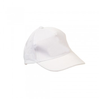 0301-B Beyaz Şapka