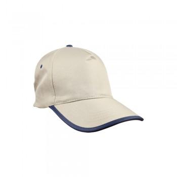0303-BL Biyeli Şapka